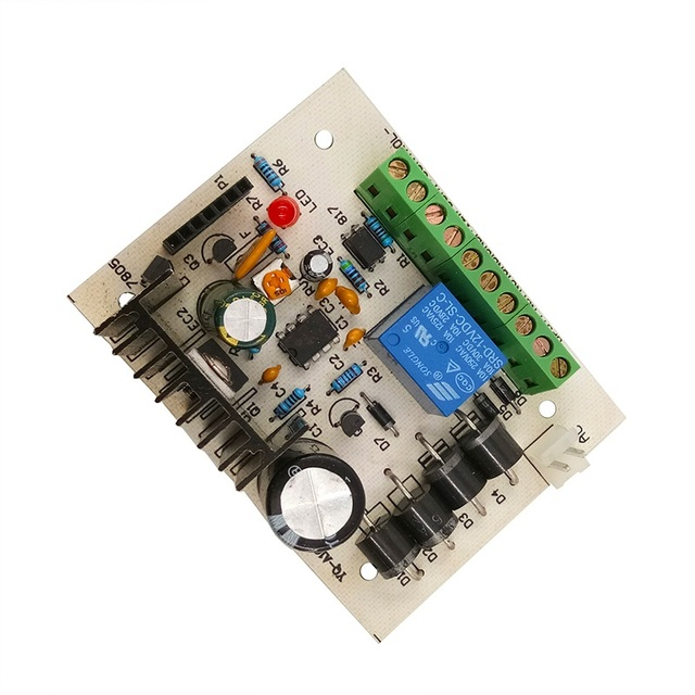 Lpsecurity 12v 5a Ups Circuit Board Card Controller Module For Door