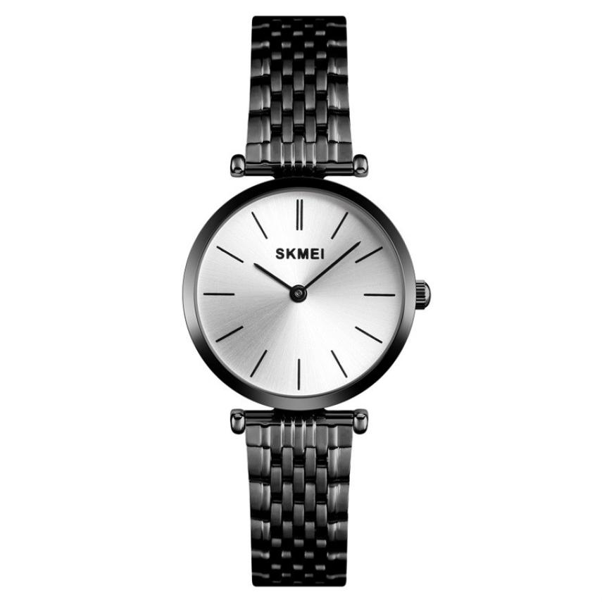 SKMEI Fashion Women Watch Female Watch Luxury Top-Brand Quartz Women's Wristwatches Quartz Watches Ladies Watch Reloj Mujer 1458