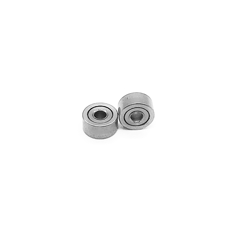 6203-2RS 17x40x12 10 PCS Miniature Ball Bearings Black Rubber Sealed Bearing