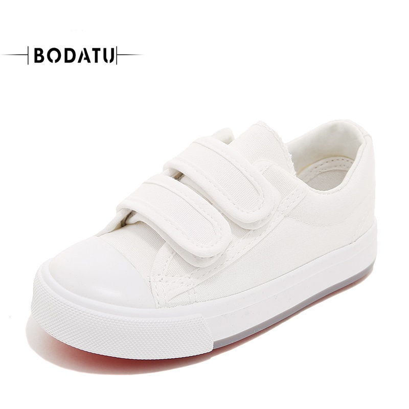 New children girls fashion flat sneaker kid low canvas shoe baby boys white breathable unisex classic casual shoes GU2601 e lov women casual walking shoes graffiti aries horoscope canvas shoe low top flat oxford shoes for couples lovers