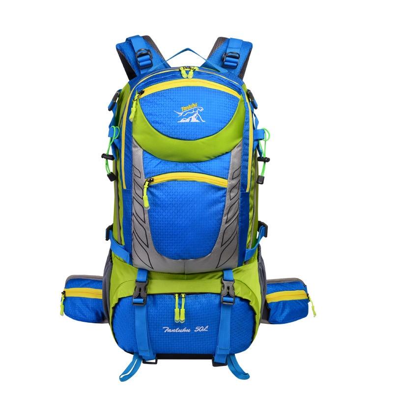 Travel Backpack Knapsack Backpack  50L Packsack