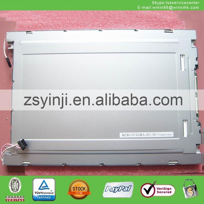 Panneau LCD 10.4 KCB104VG2BA-A21Panneau LCD 10.4 KCB104VG2BA-A21