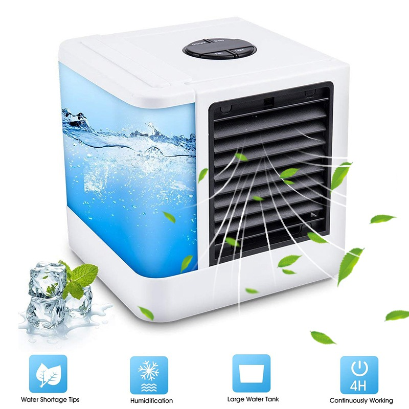 Car Usb Portable Air Conditioner Personal Evaporative Air