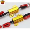 Accesorios de la motocicleta 25 W 6.8OHM Resistor de la Carga de 12 V LED de Señal de Vuelta Luz Indicadora de Flash Controlador