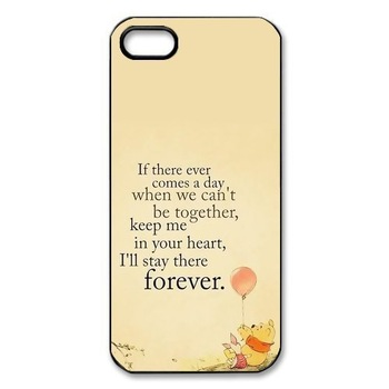 New Winnie lovely printed pattern hard plastic Phone case for iphone 4 4s 5 5s 5c 6 6 plus 6/6s Plus 5.5″ Coque Covers