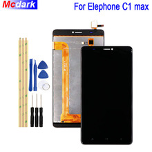Mcdark 6.0 inch For Elephone C1 max LCD Display and Touch Sc