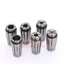 10pcs SK10 high speed precison 0.005 spring collet chuck CNC toolholder collet for milling and drilling machine
