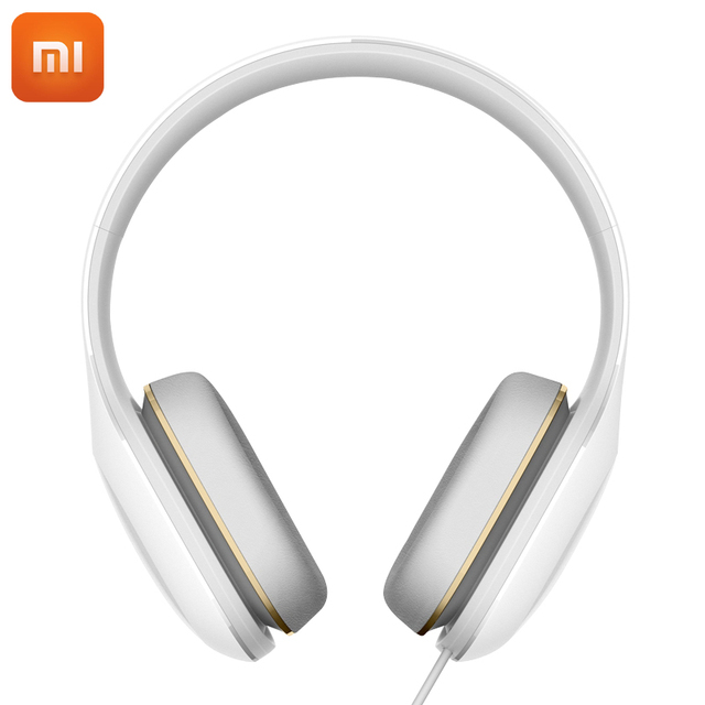 Xiaomi Mi Headphone Easy Version 3.5mm Wired With Microphone Volume Control Earphone Hands-free Headset New Products