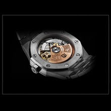 DIDUN Mens Automatic Mechanical Watches Top Brand Luxury watches Men Steel Army Military Watches Male Business Wristwatch