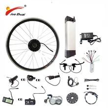 Массовые поставки дешевой электроэнергии велосипед комплект e-новые велосипед комплект с 250 Вт двигателя из светодиодов дисплей 36 В 8.8Ah литий-ионная батарея ( CK-BT01 )
