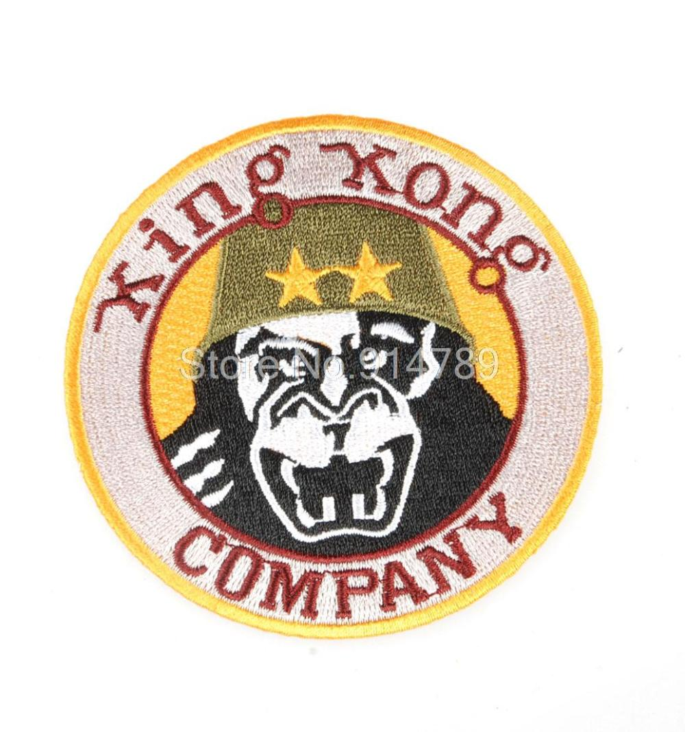 TAXI DRIVER DENIRO TRAVIS BICKLE KING KONG COMPANY EMBROIDERY PATCH-34512