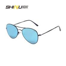 Hot Sale Flat Lens Driving Glasses Women Pilot Sunglasses Men Brand Designer Eyeglasses Fashion Shade Lunette De Soleil 72002
