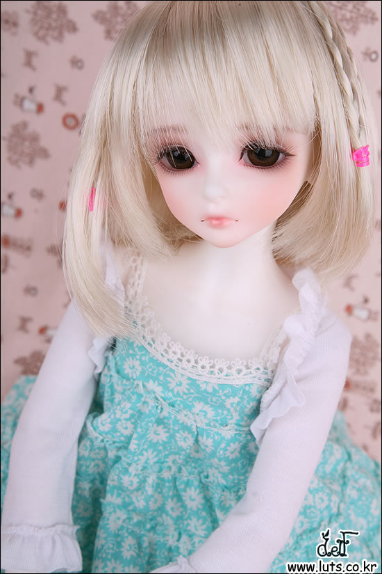 1/4th scale 42cm  BJD nude doll DIY Make up,Dress up.LUTS SD doll Kid Delf Girl BORY .not included Apparel and wig 1 4 scale bjd lovely cute bjd sd human body kid serin