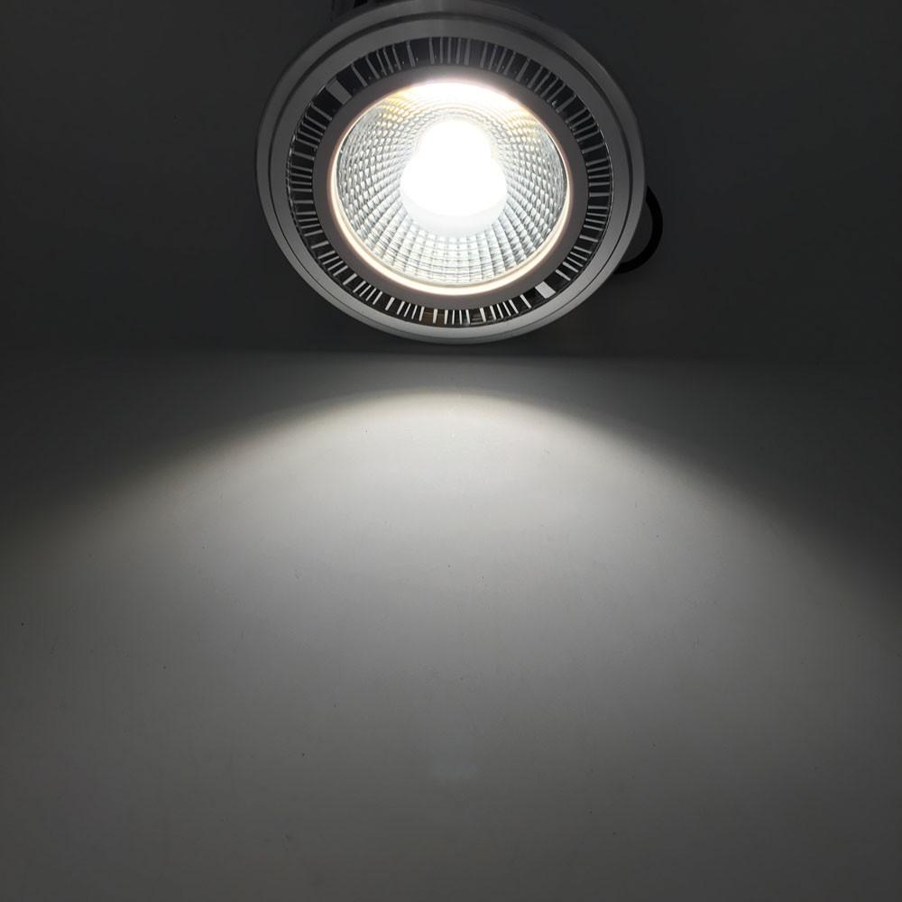 1pcs Free Shipping 7W 12V AR111 COB Lamp Replace to 50W Bulbs For Home Lighting 9W 12W 15W G53 Spotlight  Led Bulb ar111 Light (2)