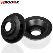 RACBOX Car LED Headlight Bulb Rubber Dust Cover For Automobile 75-100mm Headlamp Refit H1 H3 H4 H7 H11 9005 9006 C6 S2 Dustcover(China)