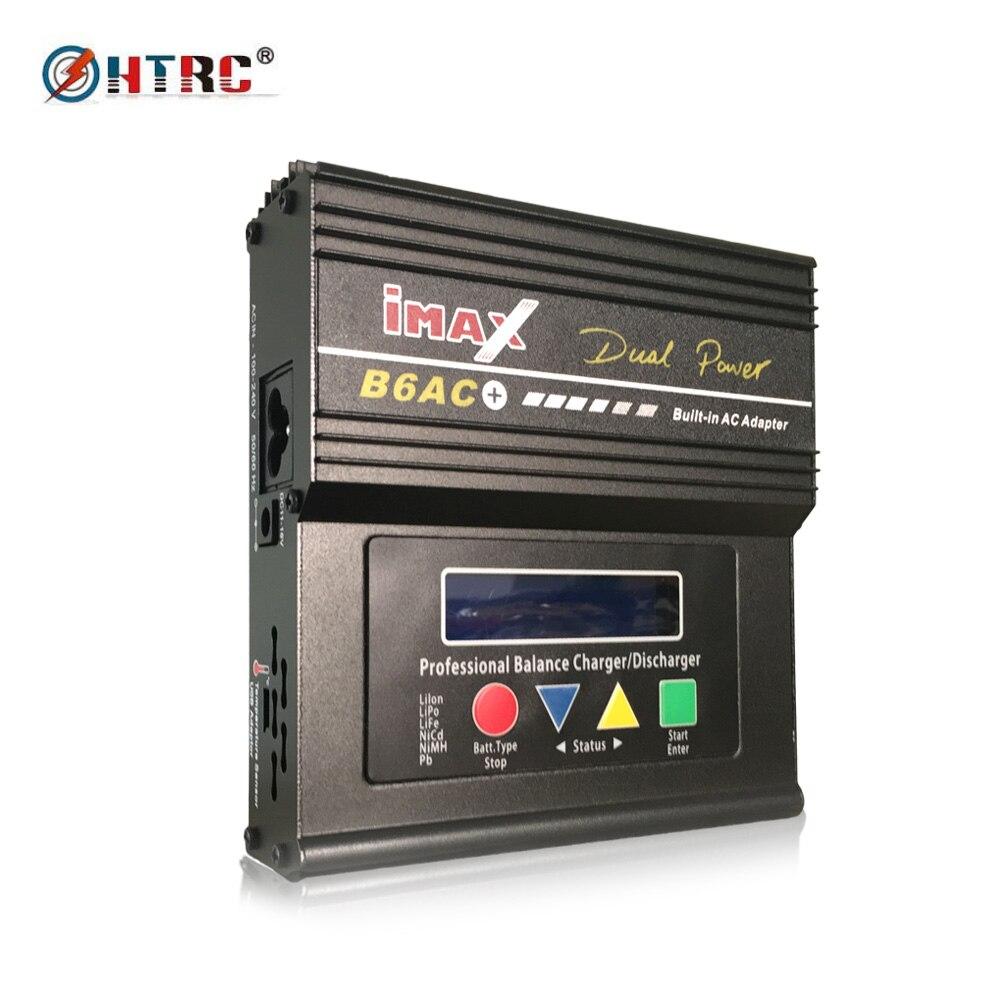 IMax B6AC + AC DC Double Power B6AC Plus 50 W 5A RC Solde Chargeurs Déchargeurs pour 1-6 s LiPo/Vie/Li-lon Batterie