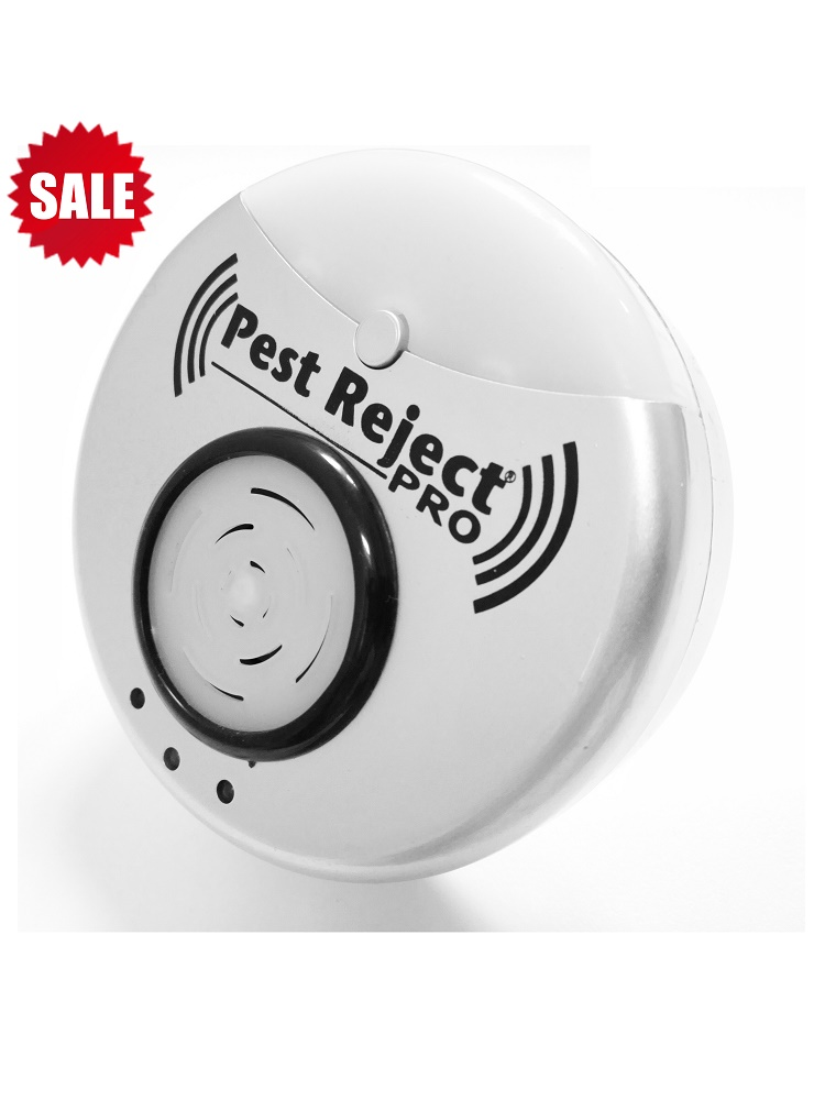 50% OFF Super Strong 300 Square Meters Coverage Pest Reject Pro Anti Insect Ultrasonic Pest Repeller Rat Mosquito Fly Killer