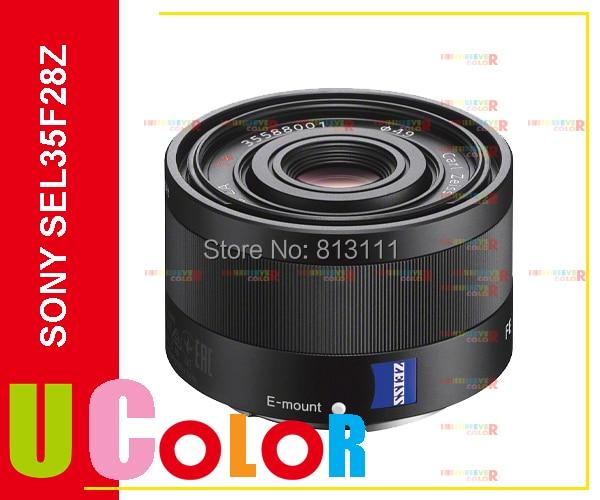 Sony Carl Zeiss Sonnar T* FE 35mm F2.8 ZA Lens SEL35F28Z carl zeiss touit 1 8 32