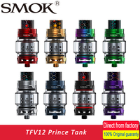 NEW Product Original SMOK TFV12 PRINCE Atomizer With 8ml 510 X6 Coil Electronic Cigarette Tank For