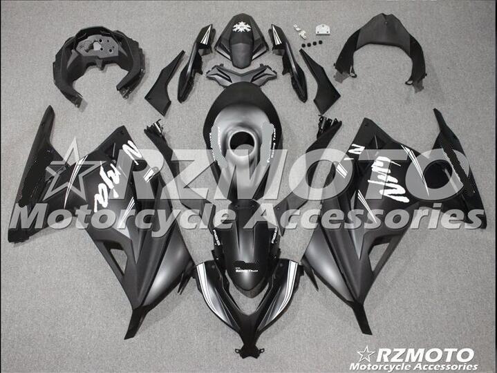 Nuovo ABS moto Carenatura Per kawasaki Ninja 300 2013 2014 2015 2016 2017 Ninja Iniezione Bodywor Tutti i tipi di colore n ° 523