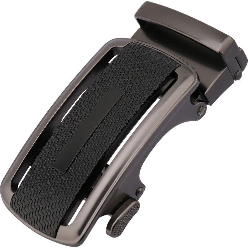 New Men's Belt Head, Belt Buckle, Leisure Belt Head Business Accessories Automatic Buckle Width 3.5CM Luxury Fashion LY136-21581