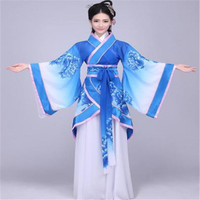 Hanfu National Costume Ancient Chinese Cosplay Costume Ancient Chinese Hanfu Women Hanfu Clothes Lady Chinese Stage Dress
