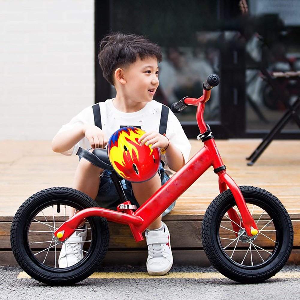 Helmet Cycling Protective-Gear Wrist-Guard Skating Sports-Roller Knee Child 7pcs Kid