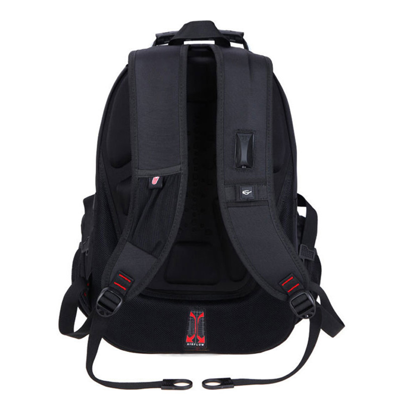 Swiss Waterproof Anti-theft Backpack  1