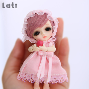 Image 3 - Lati White Belle 1/12 BJD SD Doll Resin Figures Body Model Baby Girls Boys Toys Eyes High Quality Gifts Oueneifs luodoll