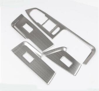 2018 для Volkswagen Teramont модифицированные стеклянные панели стеклоподъемника
