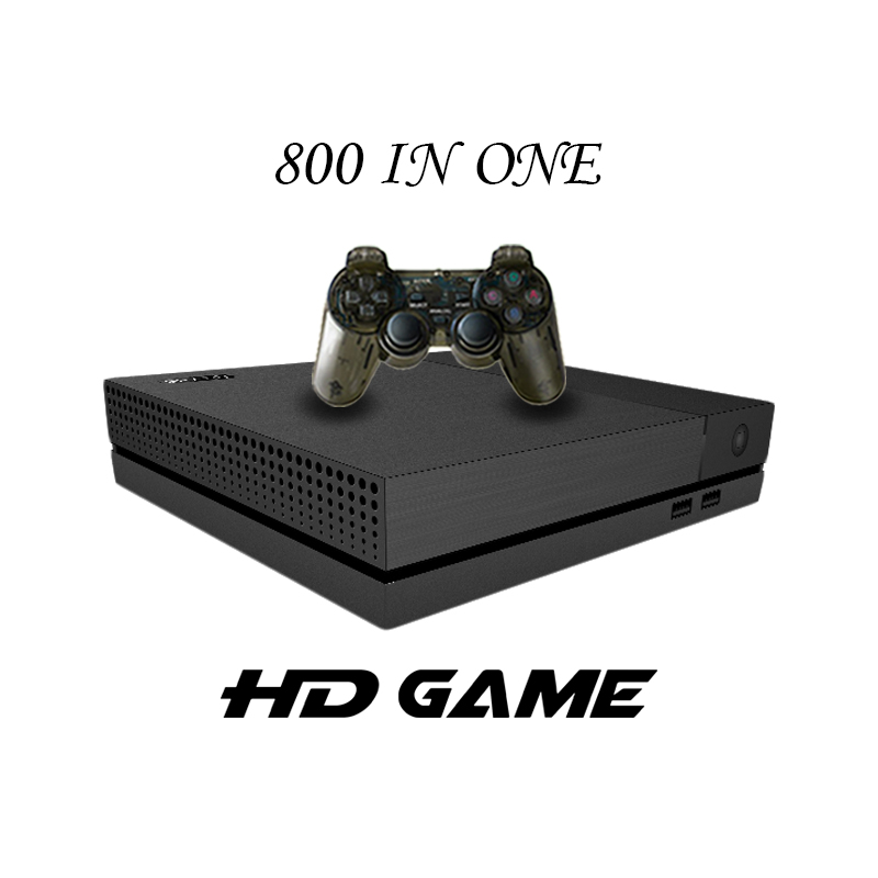 HD Video Game Console 64 Bit handheld game machine Support 4K HDMI TV Output Built In 800 Games For PS1/GBA/SEGA Retro Console