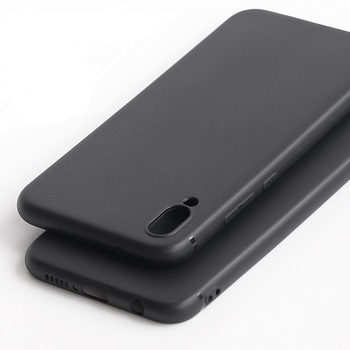 Soft TPU Rubber Protective Case For Vivo V11 Anti-Scratch Silicone Slim Back Phone Cover For Vivo V11 Pro Case