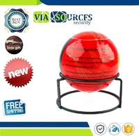 harmless dry powder extinguisher ball 20 square meters automatically extinguish the Fire protection Validity 5 years No danger