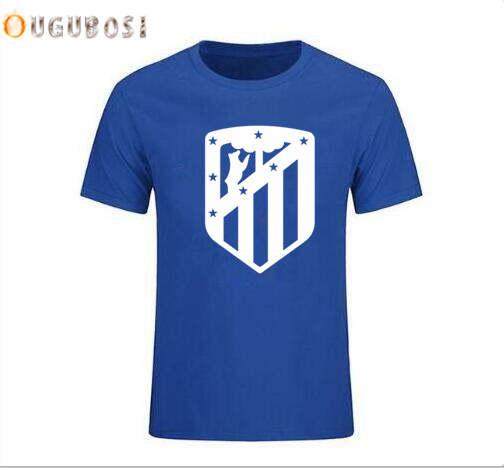 buy online aab7d 21ec4 Antoine Griezmann Atletico Madrid T shirt 100% Cotton T ...