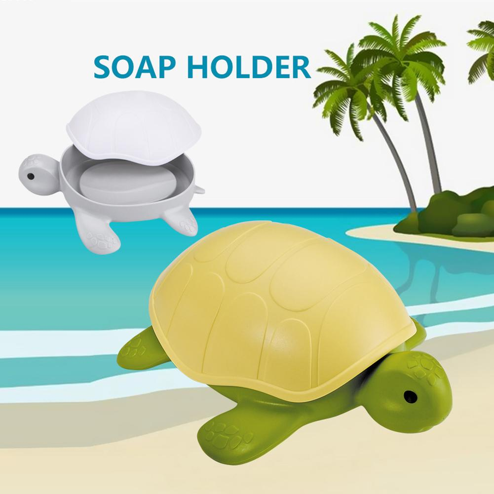 Creative Turtle Shape Silicone Flexible Toilet Soap Holder Plate Bathroom  Soapbox Soap Dish In Bathroom Accessories Sets From Home U0026 Garden On ...