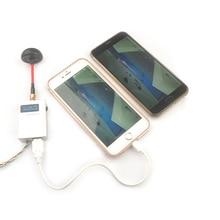 VMR48 48CH 5.8G 5.8Ghz FPV AV Ontvanger voor DIY RC Racing Drone Universele voor iPhone Android IOS Smartphone mobiele Tablet