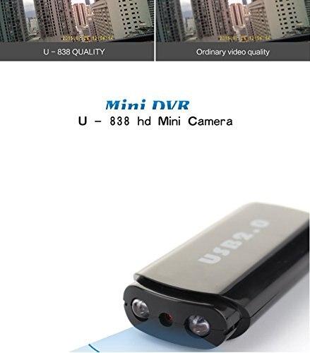 1080 P Livraison Gratuite HD Caméscope Motion Détection IR Night Vision Cam Mini DV DVR U Disque USB Caméra voix enregistreur