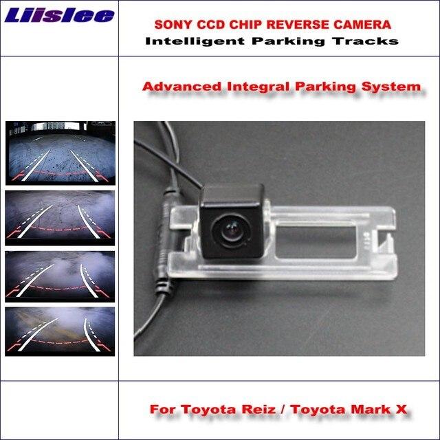Liislee Mobil Belakang Kembali Kamera Untuk Toyota Reiz Toyota Mark