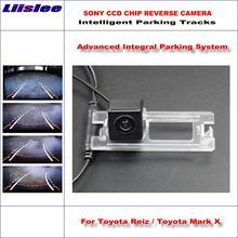 Автомобильная задняя камера заднего вида для toyota reiz / mark