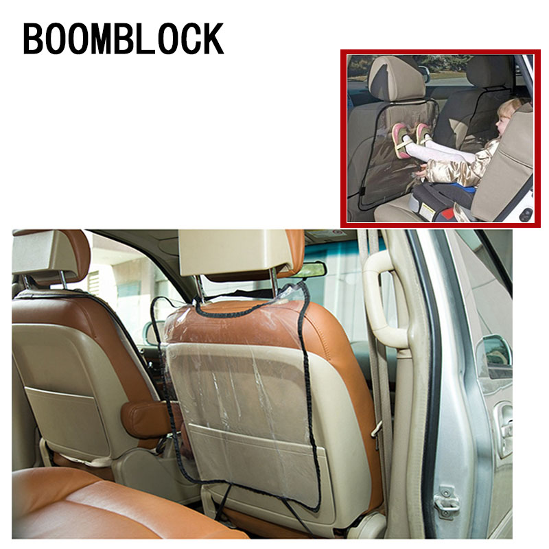 Hot sale Car Anti Child Kick Pad Backseat Mat Anti Stepped Dirty for Mazda 6 CX-5 Suzuki Grand Vitara SX4 <font><b>Mitsubishi</b></font> ASX Lancer image