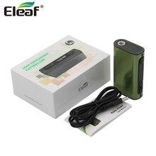 D'origine Eleaf iStick iPower Puissance TC 80 W Boîte Mod 5000 mah Batterie Vaporisateur Vaporisateur Soutien RTA RBA RDA RDTA réservoir