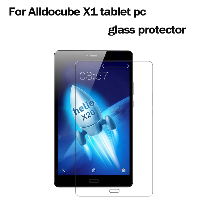 Tempered Glass Film Screen Protector for Alldocube x1 /cube x1 8.4 inch Tablet pc new 9h glass tempered for huawei mediapad t5 10 tempered glass screen film for huawei mediapad t5 10 inch tablet screen film