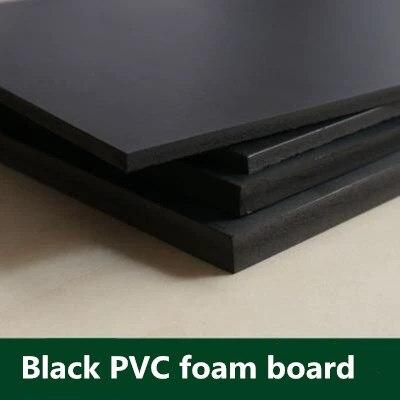 5pcs Black Snow, Board PVC Foam Board Building Sand Table Model Making Handmade Diy Materials 200*300mm