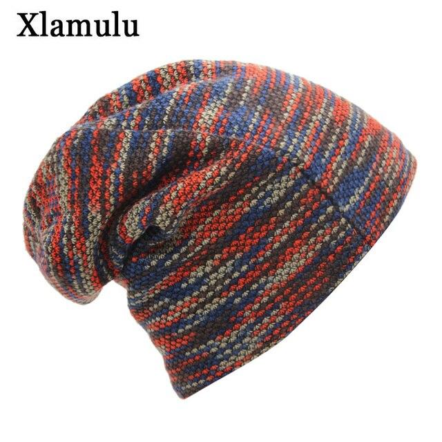 Knitted Winter Fashion Beanie 6