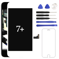 DHl 5pcs No Dead Pixel LCD For IPhone 7 Plus LCD Display Screen Digitizer Assembly Replacement