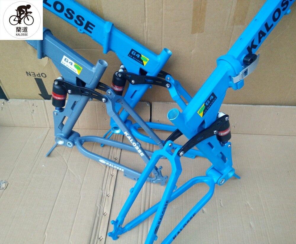 Erfreut Gebrauchte Mountainbike Rahmen Vollfederung Fotos ...