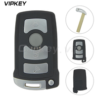 Remotekey Autosleutel 2002 2003 2004 2005 2006 2007 2008 Voor Bmw 7 Serie CAS1 4 Knop 434 Mhz LX8766S smart Key
