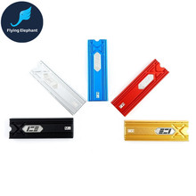 IceMan Cooler M.2 HDD Cooler, SSD Cooler, Solid State Drive Radiator Black, Silver, Red, Blue, Gold