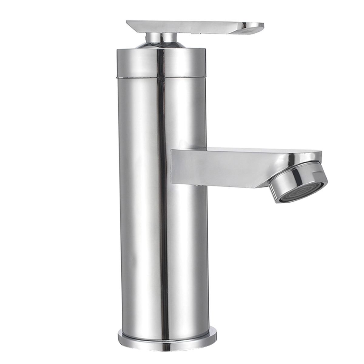 Mayitr Waterfall Bathroom Basin Faucet Chrome Single Handle Sink Cold Hot Mixer Tap For Kitchen Bathroom Hardware