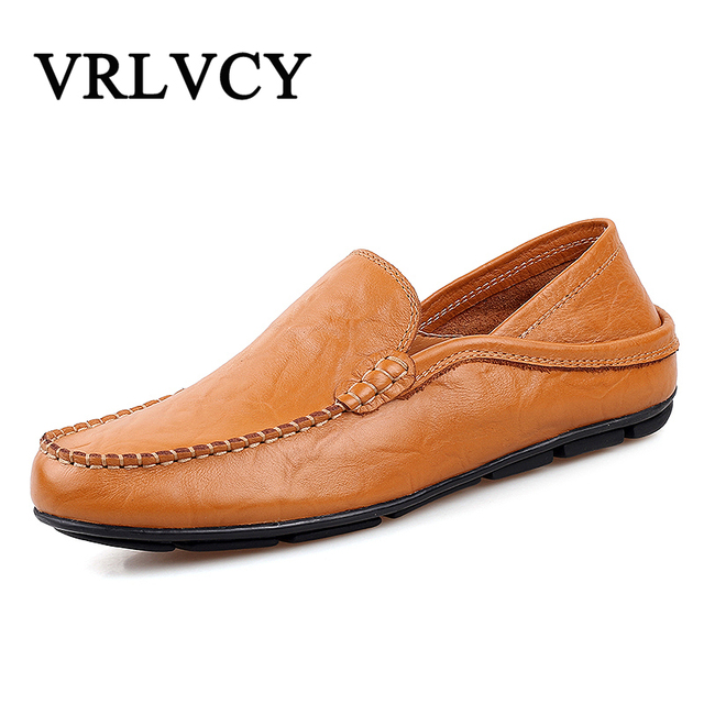 0a74ffc25c4d slip on casual men British Van driving shoes loafers spring and autumn men moccasins  shoes men flats shoes